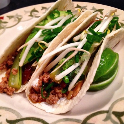 Asian Pork Tacos | www.thealiconklin.com